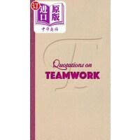 【中商海外直订】Teamwork