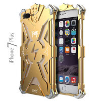 苹果8手机壳iPhone7plus金属保护套铠甲雷神钢铁x10