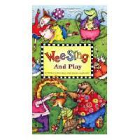 【现货】英文原版儿童书 Wee Sing and Play [With CD (Audio)] 有声读物 童谣游戏 3