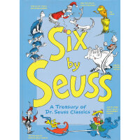 Six by Seuss: A Treasury of Dr. Seuss Classics [Hardcover]