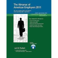 【预订】The Almanac of American Employers 2011