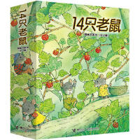 十四只老鼠系列全集 共12册 平装儿童绘本套装图画故事书籍3-6-8岁 14只老鼠系列 第一辑、第二辑系列全集12册