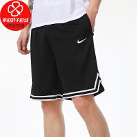 NIKE/耐克短裤男新款宽松舒适舒适五分裤跑步健身训练运动短裤CV1922-011