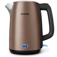 飞利浦(PHILIPS) 电热水壶 烧水壶煮水壶开水壶保温壶304不锈钢 家用 HD9355