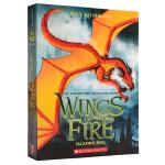 【中商原版】火焰之翼8 英文原版 Escaping Peril Wings of Fire Tui Sutherlan