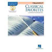 【预订】Classical Favorites: For Trumpet
