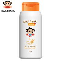 PF171012大嘴猴(paul frank)婴儿玉米爽身粉100g