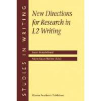 【预订】New Directions for Research in L2 Writing