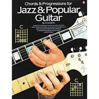 【预订】Chords and Progressions Jazz and Popular Gtr