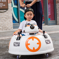 婴幼儿童电动车四轮遥控汽车可坐小女孩1-3岁男宝宝玩具摇摆坐人 白色+手推功能+遥控+5点安带 +早教