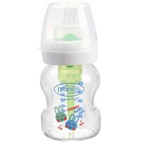 布朗博士奶瓶新生儿玻璃宽口径防胀气初生婴儿防呛奶瓶套装