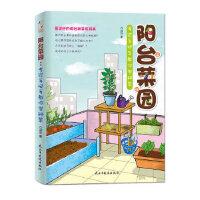 阳台菜园:专家手把手教你种菜 方淑华 9787513902946 民主与建设出版社