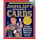 【预订】Joshua Jay's Amazing Book of Cards [With DVD]