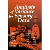【预订】Analysis Of Variance For Sensory Data