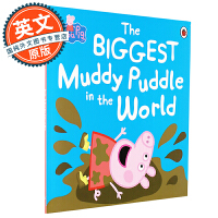 Peppa Pig: The Biggest Muddy Puddle in the World Picture Bo