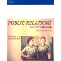 【预订】Public Relations: An Introduction
