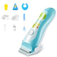 宝宝家用理发器 婴儿理发器静音剃头儿童电推剪充电