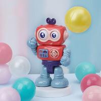 宝宝机器人玩具儿童早教女孩人偶玩具男孩 1-2-3周岁