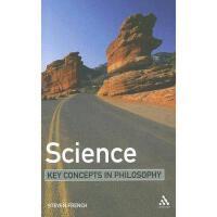 【预订】Science: Key Concepts in Philosophy