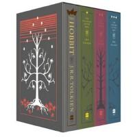 【现货】英文原版The Hobbit & The Lord of the Rings (Collector's Edit