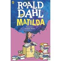 【现货】英文原版 玛蒂尔达 Matilda 罗尔德达尔系列 8-12岁适读