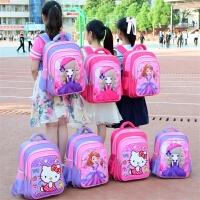 小学生书包女1-3-5-6年级防水儿童书包女童卡通可爱双肩包女孩
