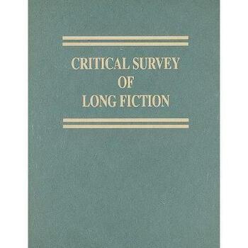 【预订】Critical Survey of Long Fiction, Volume 7: Jesse 美国库房发货,通常付款后3-5周到货!