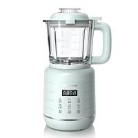 小熊(Bear)破壁机 家用智能多功能加热豆浆机料理机榨汁机果汁搅拌机辅食机PBJ-C06C1 浅绿色