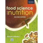 【预订】Food Science and Nutrition