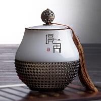 商务礼品定制琉璃茶叶罐*公司周年年会议同学聚会纪念品