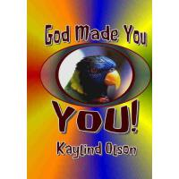 【预订】God Made You, You!