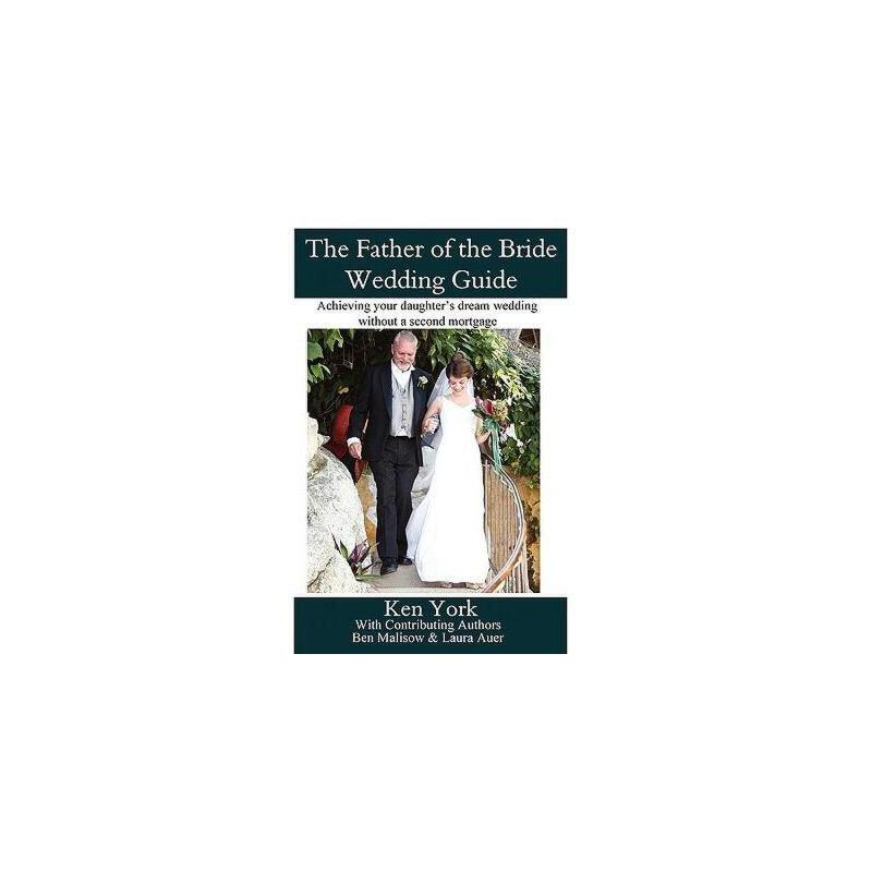 【预订】The Father of the Bride Wedding Guide 美国库房发货,通常付款后3-5周到货!