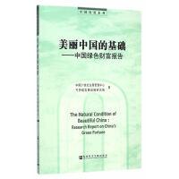 美丽中国的基础 中国21世纪议程管理中心可持续发展战略研究组 社会科学文献出版社