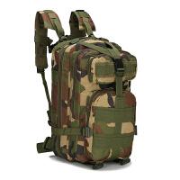 户外旅行背包骑大容量行包防水迷彩战术包3d攻击战术包登山包男双肩特种兵作战行军背囊