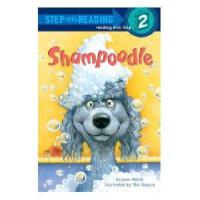 英文原版儿童书 Shampoodle 洗发水