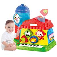 多功能智慧学习屋宝宝儿童趣味小屋玩具台游戏桌