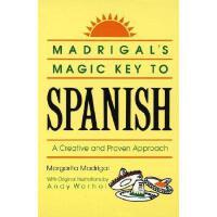 【预订】Madrigal's Magic Key to Spanish