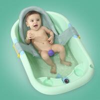 沐浴宝宝浴盆 婴儿洗澡盆大号儿童可坐躺幼儿通用