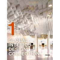 【预订】Global Interior Design Collection 1