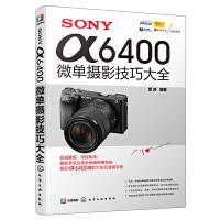 SONY α6400微单摄影技巧大全 数码单反摄影书籍 雷波 索尼单反相机摄影入门教程 照相机使用详解索尼a7S微单拍摄