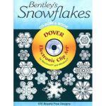 【预订】Bentley's Snowflakes [With CDROM]