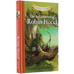 英文原版 Classic Starts:The Adventures of Robin Hood 侠盗罗宾汉 罗兵汉历