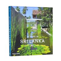 【预订】At Home in Sri Lanka 在斯里兰卡的家里 家居装饰设计 斯里兰卡风格建筑装饰设计 室内装潢设