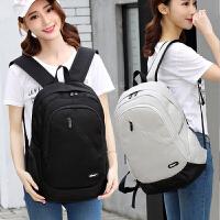 双肩包背包男韩版高中初中学生书包女时尚电脑包旅行包