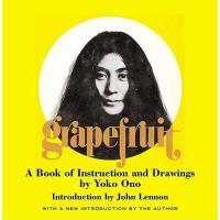 【预订】Grapefruit: A Book of Instructions and Drawings by