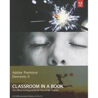 【预订】Adobe Premiere Elements 11 Classroom in a Book [With