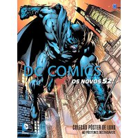 DC Comics - The New 52: The Poster Collection DC漫画 - 新52:海报