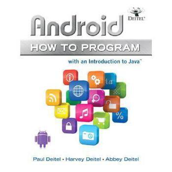 【预订】Android: How to Program 美国库房发货,通常付款后3-5周到货!