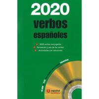 【预订】2020 Verbos Espanoles (2020 Key Spanish Verbs)