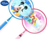 儿童羽毛球拍3-12岁幼儿园专用双拍小学生耐打全碳素轻儿童节礼物 羽毛球拍批发